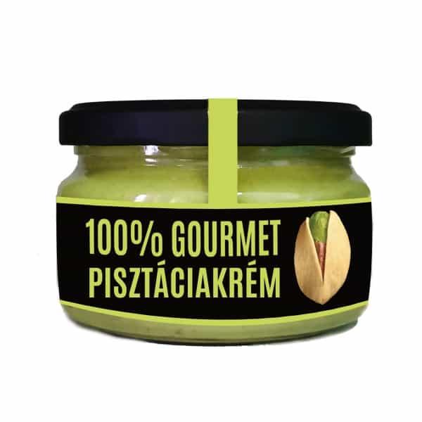 100% gourmet pisztáciakrém